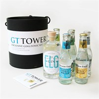 GT Tower - Exclusive Gin & Tonic Kit