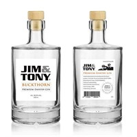 Jim & Tony - Buckthorn - Premium Danish Gin